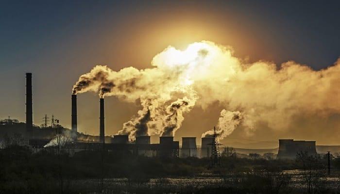 Contaminación Antropogénica